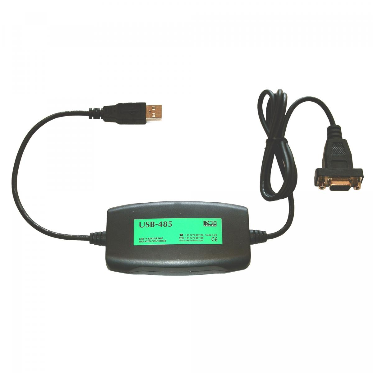 USB to RS422/RS485 isolated converter, USB-485 | BESD