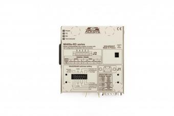 RS232 <> RS422/RS485 volledig geïsoleerde omvormer met zelf configuratie en automatic line turn-around, MI400e-RD