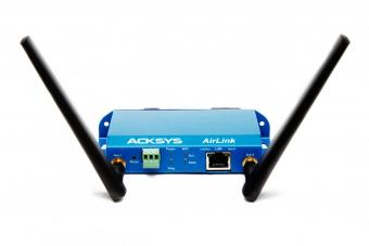 WiFi access-point, client, repeater with MIMO and MESH technology 2 antenna
