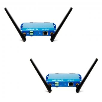 WiFi point-to-point, Ethernet Air-Pack-2