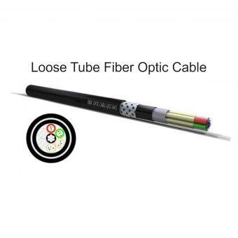 Loose tube marine fiber optic cable, QFCI