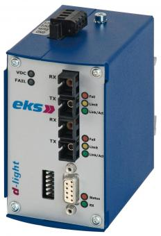 CAN-bus to Single mode converter, DL-CAN, SC