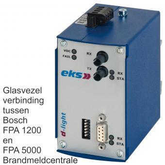 FPA1200 en FPA5000 CAN-bus naar Singlemode omvormer, DL-CAN-FPA