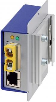 EL100-XS Ethernet media converter, E2000