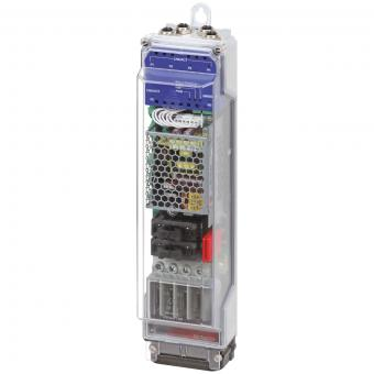 Smart city -  fiber optic splice box and managed Ethernet switch, pe-Light-2