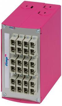 Glasvezel splitterbox voor 24 vezels, FIMP-XL