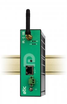 3G/4G router, IPL-C-100, DIN-rail