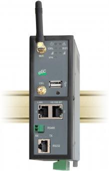 3G/4G router, IPL-CW-220 DIN-rail