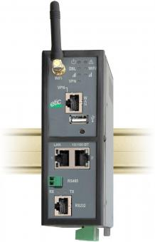 Ethernet router, IPL-EW-220 DIN-rail