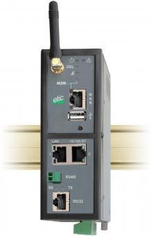 3G/4G M2M solution, RAS-EC-220 DIN-rail