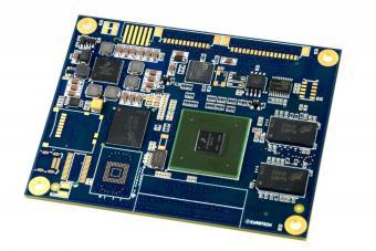 Embedded computer kaart SFF, CPU-301-16