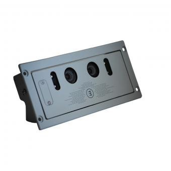 Automatic passenger counter with Ethernet, PCN 10-20 right view