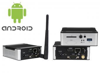 Embedded PC met Android OS, EB-AN01-E8BT-H