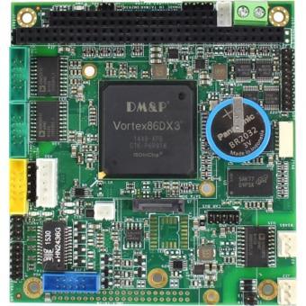 PC/104 CPU board, VDX3-6755