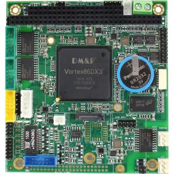 PC/104 CPU kaart, VDX3-6755