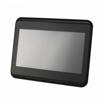 "HMI met 4.3"" LCD touch screen, HMI-043T front"
