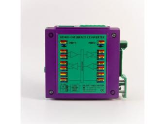 RS232 naar RS422/RS485 of 20mA Auto Drive Enable omvormer, KD485-ADE