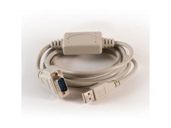 USB to RS232 converter, USB-232-NI