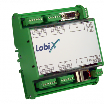 Digital remote I/O, LobiX-5100