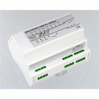 LonWorks S0 energy counter modules, DK-10S0