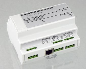 M-Bus to IP interface converter, MPW120/IP