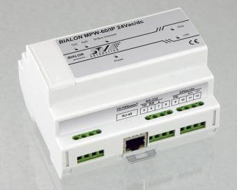 M-Bus naar IP interface omvormer, MPW60/IP