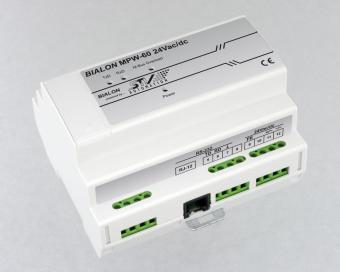 RS232 to M-Bus interface converter, MPW-60