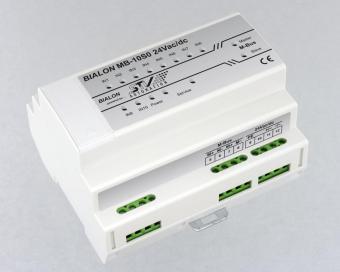 S0 impuls teller naar M-Bus omvormer , BIALON MB-10S0
