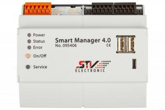 Smart Manager 4.0 voorkant