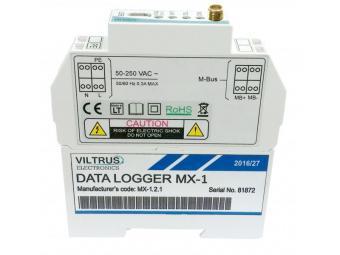 GPRS M-Bus datalogger/gateway, MX-1