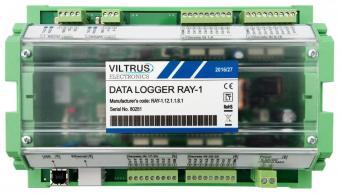 Ethernet datalogger met digitale input, RAY-1
